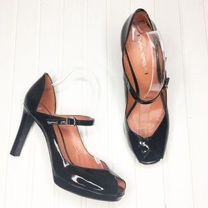 Via Spiga | Patent Leather Mary Janes